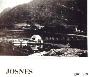 Josnes farm Kvinnherad