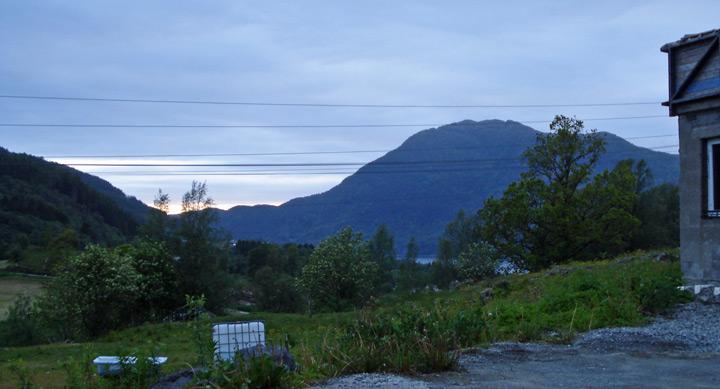 Ve farm view