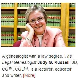 LegalGenealogist