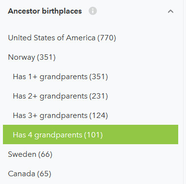 Finding Cousins at 23andme | Kitty Cooper's Blog